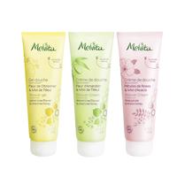 Melvita- Gels douche et crèmes de douche