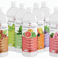 Helvetia-gels douches Bio 1L