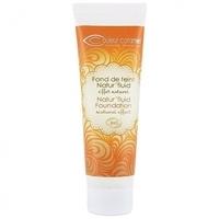Couleur caramel- Fond de Teint Natur'fluid Bio N°11 (Beige abricot)
