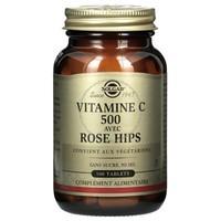 SOLGAR- Vitamine C Rose Hips