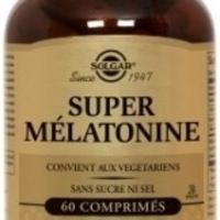 SOLGAR- Super Mélatonine 1,9 mg