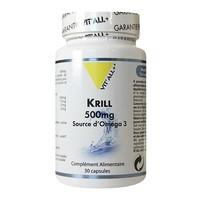 Vit'all + Krill 500mg Capsules bte 30