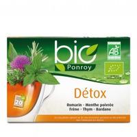 PONROY- Tisane Détox Bio