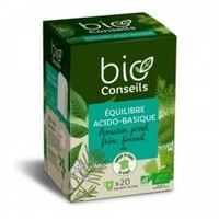 PONROY- Tisane Equilibre Acido-Basique Bio