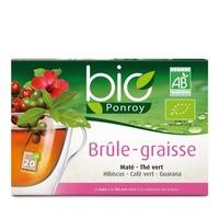 PONROY-Tisane Brule-Graisse Bio