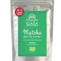 Gaia- Matcha Thé Vert Bio