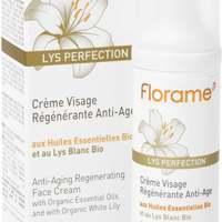 Florame Lys perfection - Crème Visage Régénérante Bio