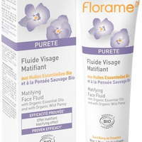 Florame- Fluide Visage Matifiant Bio