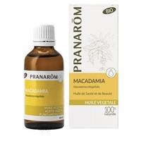 Pranarom- Huile Végétale Macadamia Bio