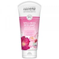 Lavera- Douche Rose Sauvage et Hibiscus Bio