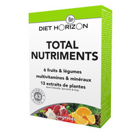 Diet Horizon- Total Nutriments
