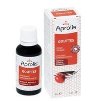 Aprolis- Propolis Acérola Echinacée Gouttes Bio
