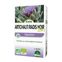 Biotechnie- Radis Noir/ Artichaut Amps Bio