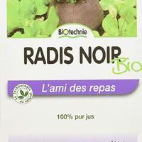 Biotechnie- Radis Noir Amps Bio