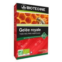 Biotechnie- Gelée Royale Amps Bio