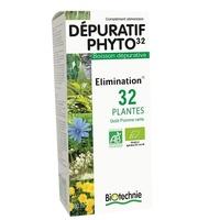 Biotechnie- Dépuratif 32 Plantes Bio