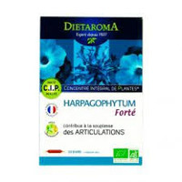 Dietaroma- Harpagophytum Ampoules bio