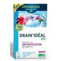Dietaroma- Drain'Idéal Ampoules Bio