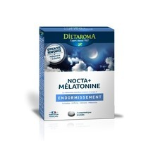 Dietaroma- Nocta+ Mélatonine Bio