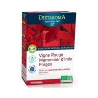 Dietaroma- Circulation Ampoules Bio