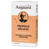 Aagaard- Propolis et Zinc 250mg Gélules Bio