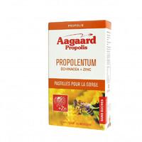 Aagaard- Propolentum Echinacea Zinc Pastilles