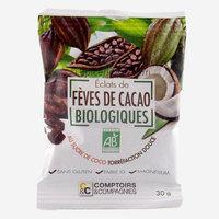 Comptoirs et Compagnies- Eclats de Fèves de Cacao Bio