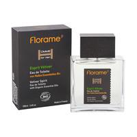 Florame- Eau de Toilette Esprit Vetiver Bio