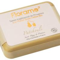 Florame- Savon Traditionnel Patchouli Bio