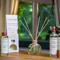 Florame-Parfum d'ambiance aux Huiles Essentielles Spray Bio