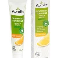 Dentifrice- Aprolis Tonifiant Citron Bio