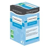 NUTRISENSIS - Camomille Infusion Bio