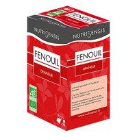 NUTRISENSIS - Fenouil Infusion Bio