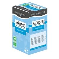 NUTRISENSIS - Mélisse Infusion Bio