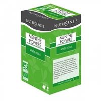 NUTRISENSIS- Menthe Poivrée Infusion Bio