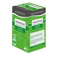 NUTRISENSIS- Verveine Infusion Bio