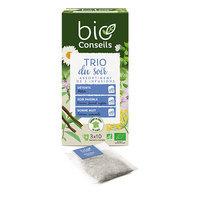PONROY- Trio du Soir infusions Bio