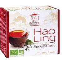 Thé Hao Ling Infusions Bio (Pu-Ehr)