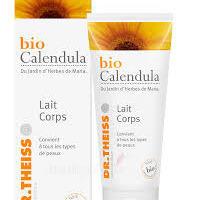 Docteur Theiss- Lait Corps Calendula Bio