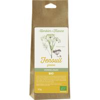 Herbier de France Fenouil graines Bio