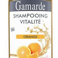 Gamarde- Shampoing Vitalité Orange Bio