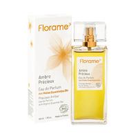 Florame- Eau de parfum Ambre précieux Bio