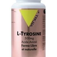 Vit'All+ L-Thyrosine 500mg