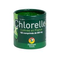 Flamant Vert- Chlorelle Bio cps bte 180