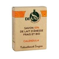 Beliflor (Diane) Savon lait d'ânesse Calendula