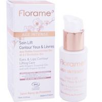 Florame Age intense- Soin Lift Contours des Yeux et Lèvres Bio