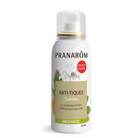 Pranarom- Spray Anti-Tiques Textiles