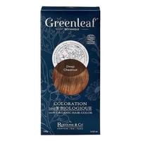 Greenleaf Coloration Deep Chestnut Bio