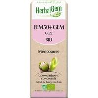 HERBALGEM- Fem50+Gem Bourgeons Bio