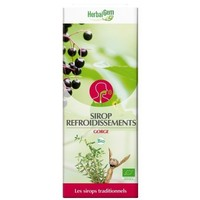 Herbalgem- Sirop Refroidissement Bio